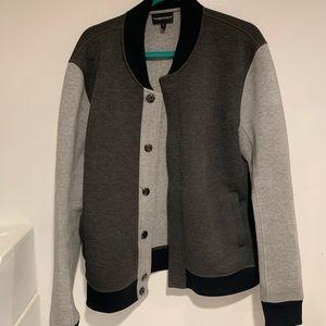 Men's Emporio Armani Varsity Jacket/Sweater